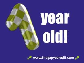 the gap year edit anniversary
