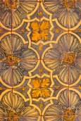 Lisbon architecture - azulejo tiles