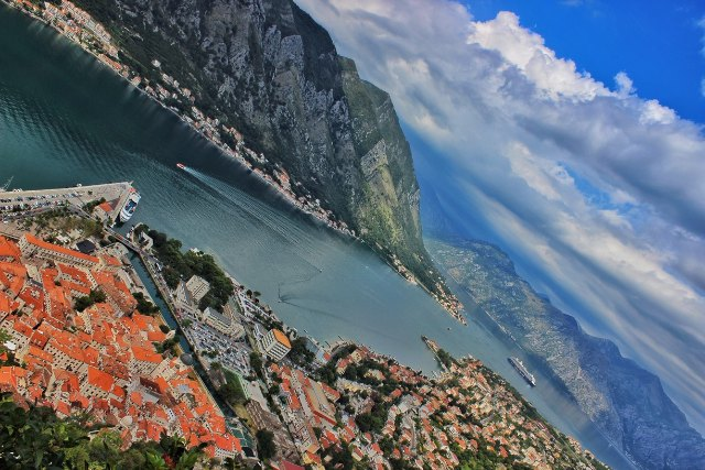 Back to the Balkans - the bay of Kotor