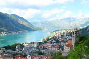 reasons to visit Kotor, Montenegro - the views