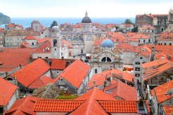Split or Dubrovnik? Dubrovnik's Old Town