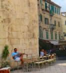 Split or Dubrovnik? The Diocletian's Palace