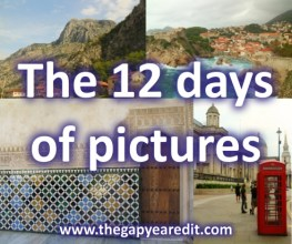 Travel by Instagram: The 12 days of pictures - The Gap Year Edit