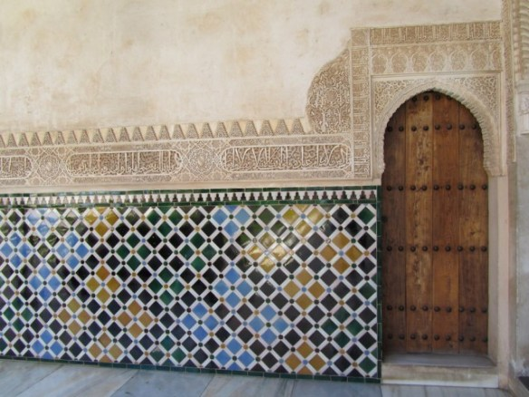 Travel by Instagram - The Alhambra, Granada, Spain
