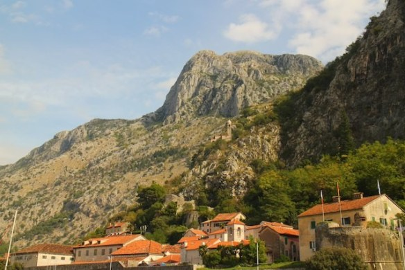 Travel by Instagram - Kotor, Montenegro
