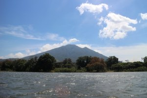 The Gap Year Edit Alternative Travel Awards - most entertaining flight - over volcanoes, Ometepe, Nicaragua