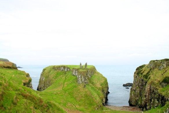 Dunseverick Castle Northern Ireland
