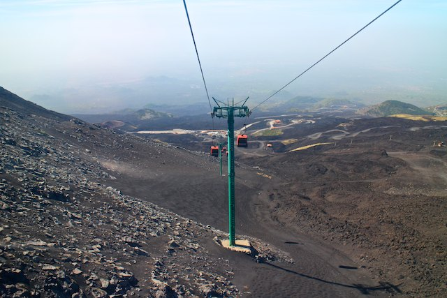 How To Visit Sicily S Mount Etna By Bus From Catania