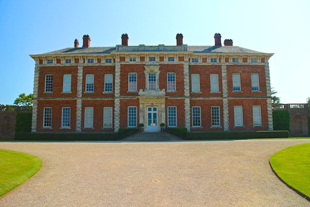 Georgian mansion Beningbrough Hall - day trip from York