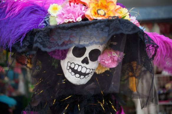 Day of the Dead, Mexico travel plans