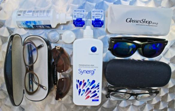 eyewear for travel