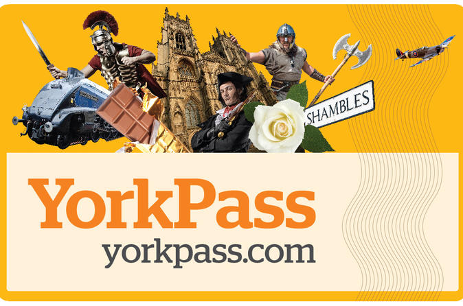 York Pass The Gap Year Edit