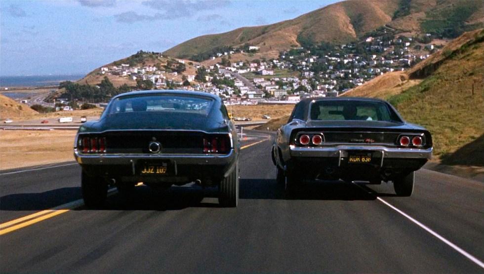 Bullitt-and-Steve-McQueen-Ford-Mustang-390GT-vs-Dodge-Charger-440RT