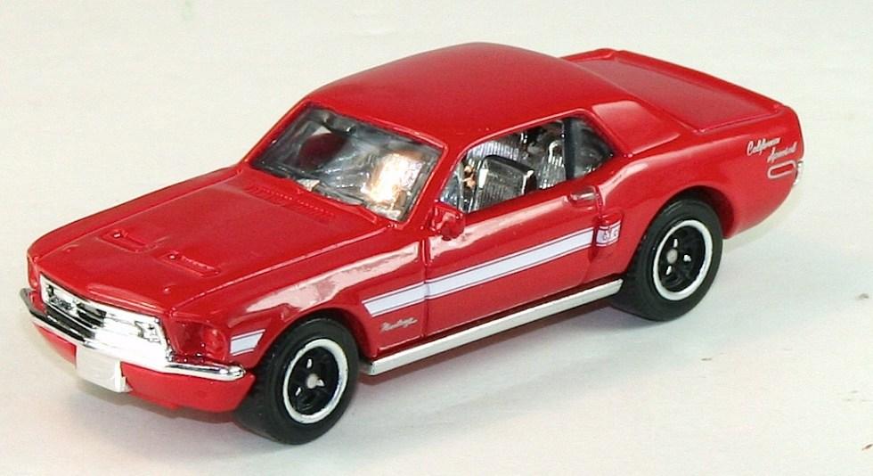 1968 Mustang GT CS Matchbox