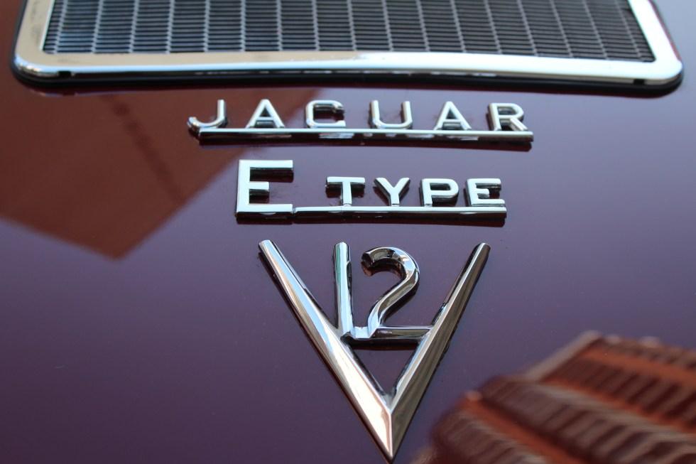 1973 E-Type V12