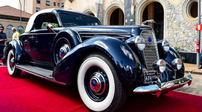 Lincoln K 1936