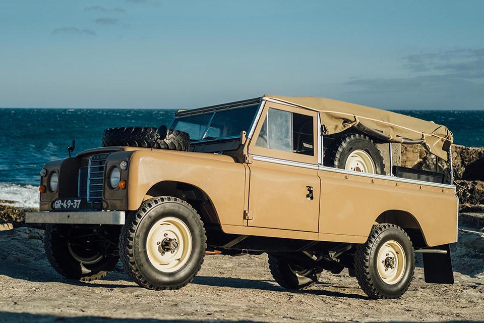 Land Rover III