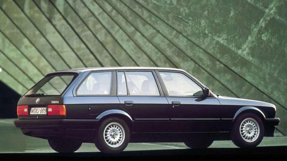 BMW E30 TOURING