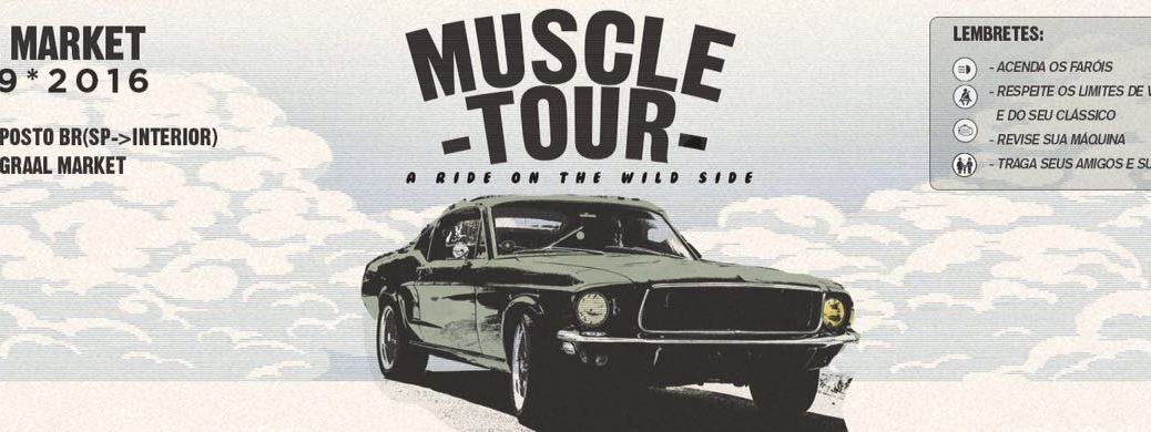 Muscle Car Tour