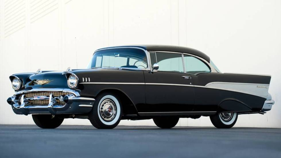 Chevrolet Bel Air Wallpaper