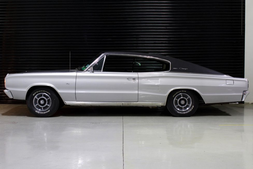 1967 Dodge Charger Coupe