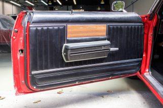 1969 Chevrolet Impala Coupé interior