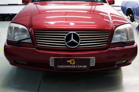 Mercedes Benz S500 V8 Coupé