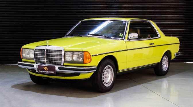 Mercedes Benz 260 CE