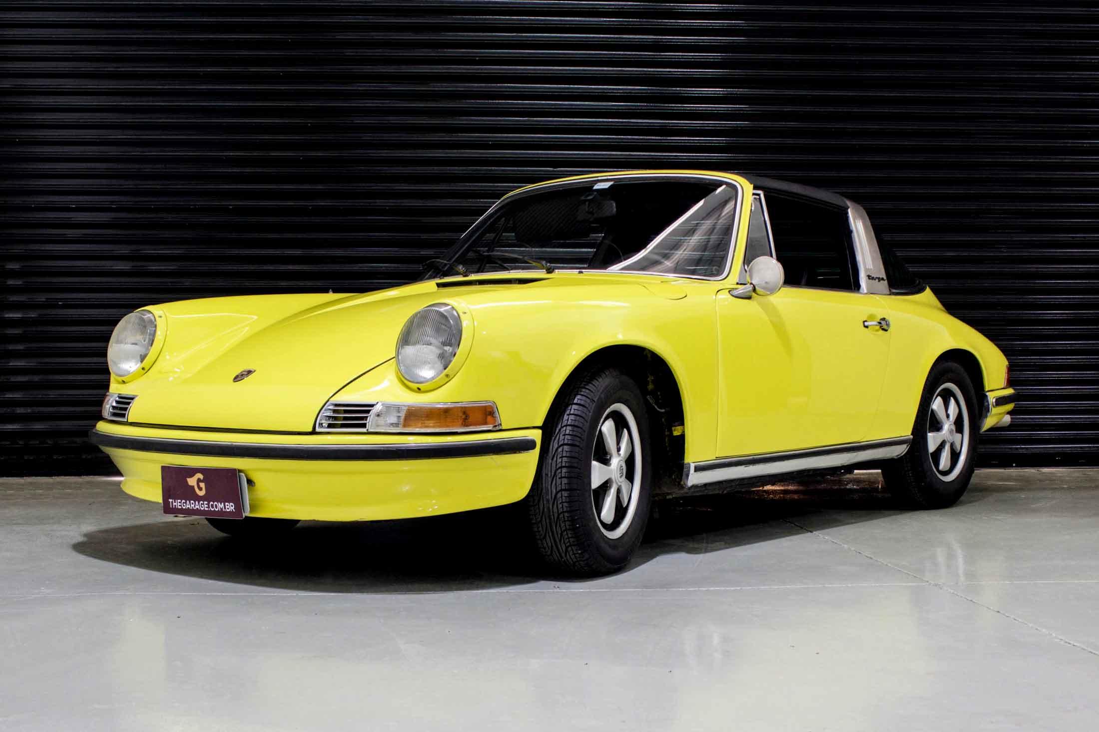Porsche 911T Targa