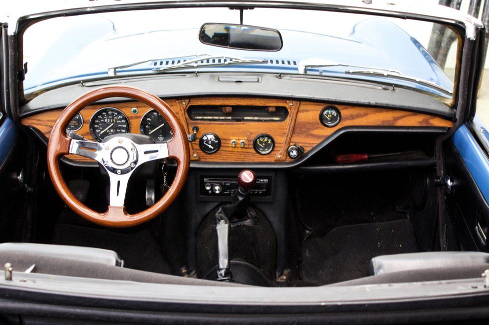 1978 Triumph Spitfire 1500 conversivel