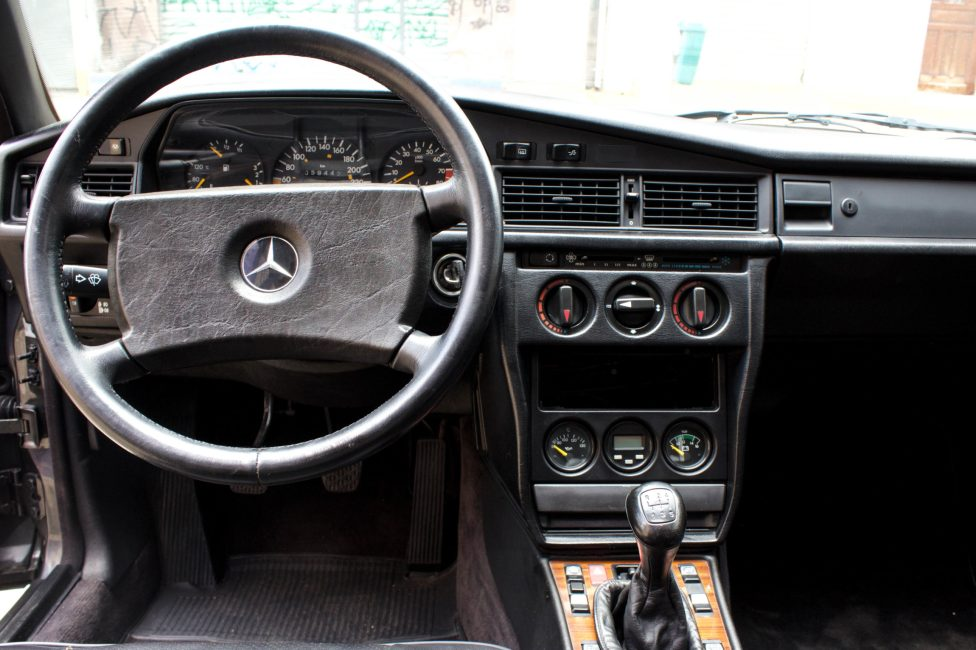 Motor e 1985 Mercedes Benz 2.3 16V Cosworth