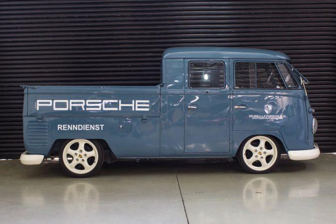 1962 VW Kombi Alema Cabine dupla