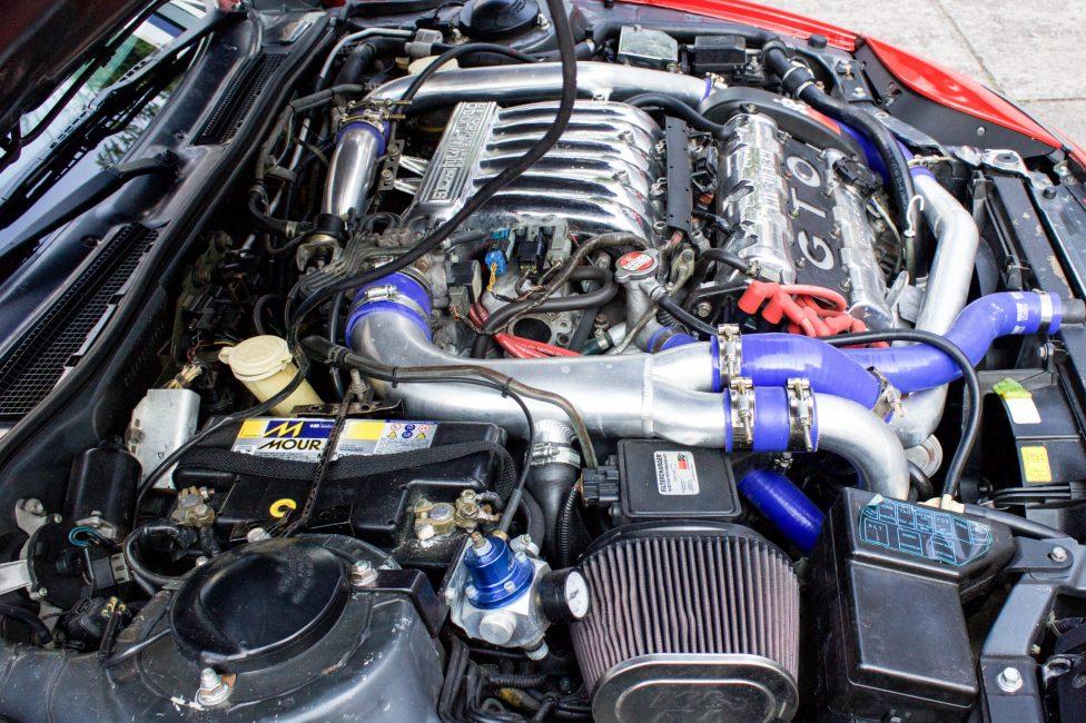 1993 Mitsubishi 3000GT VR-4