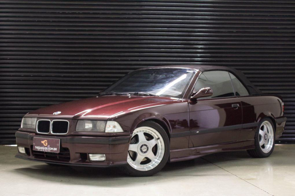 1994 Bmw Cabriolet E36