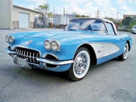 Chevrolet Corvette Importação The Garage