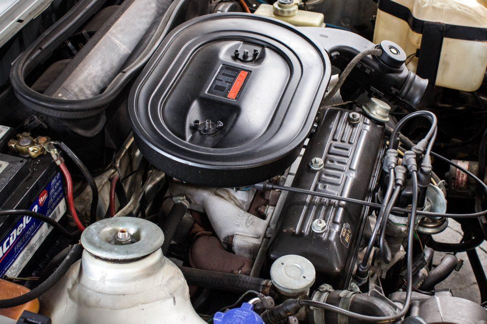 1986 Ford Escort Xr3 motor 1.6 CHT a Alcool