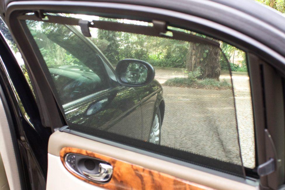 2004 Jaguar XJ8 com Supercharger interior