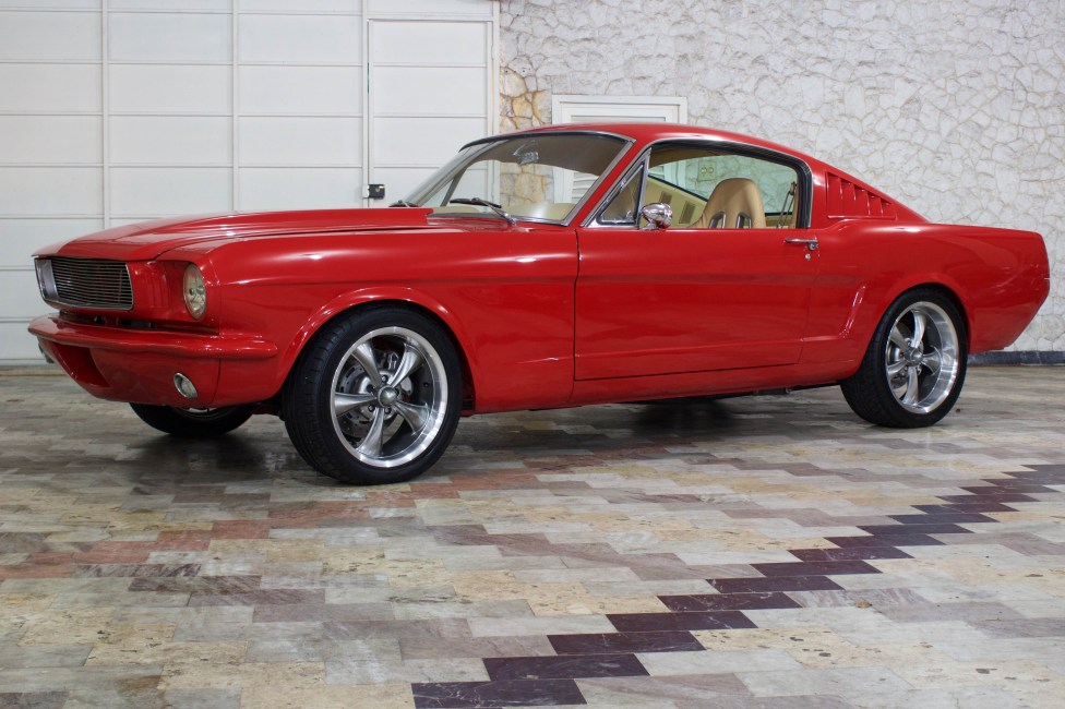 1965 Ford Mustang Fastback