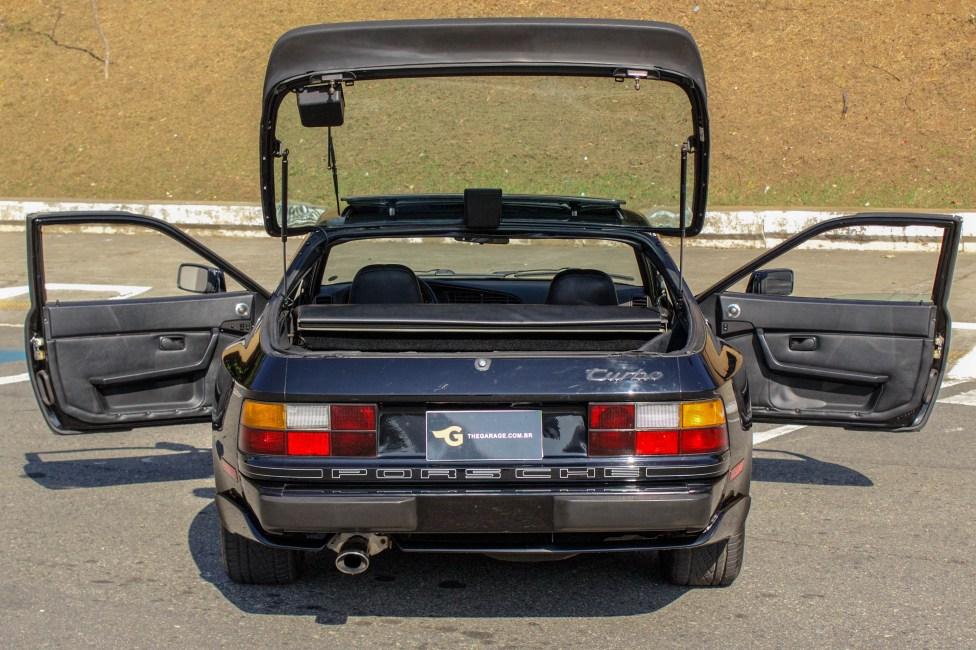 Linda Porsche 944 Turbo a venda na melhor loja de carros antigos de São Paulo