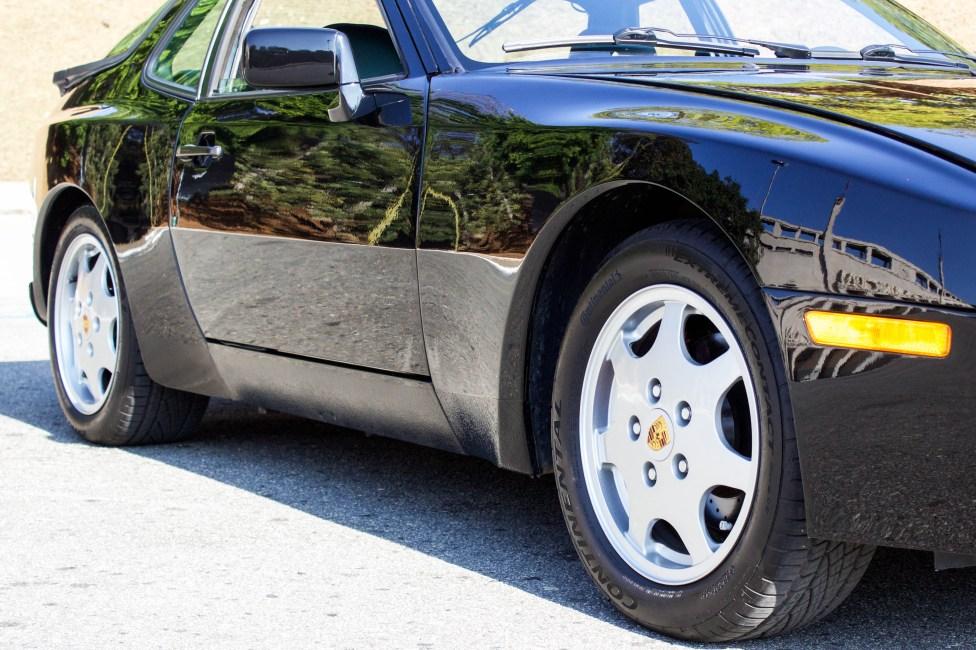 Pintura Porsche 944 Turbo