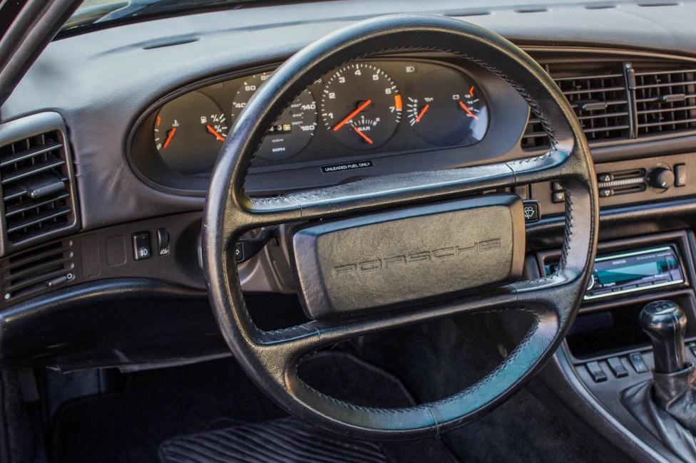 Volante Porsche 944 Turbo
