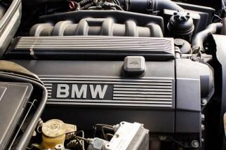 BMW-528i-E39-motor