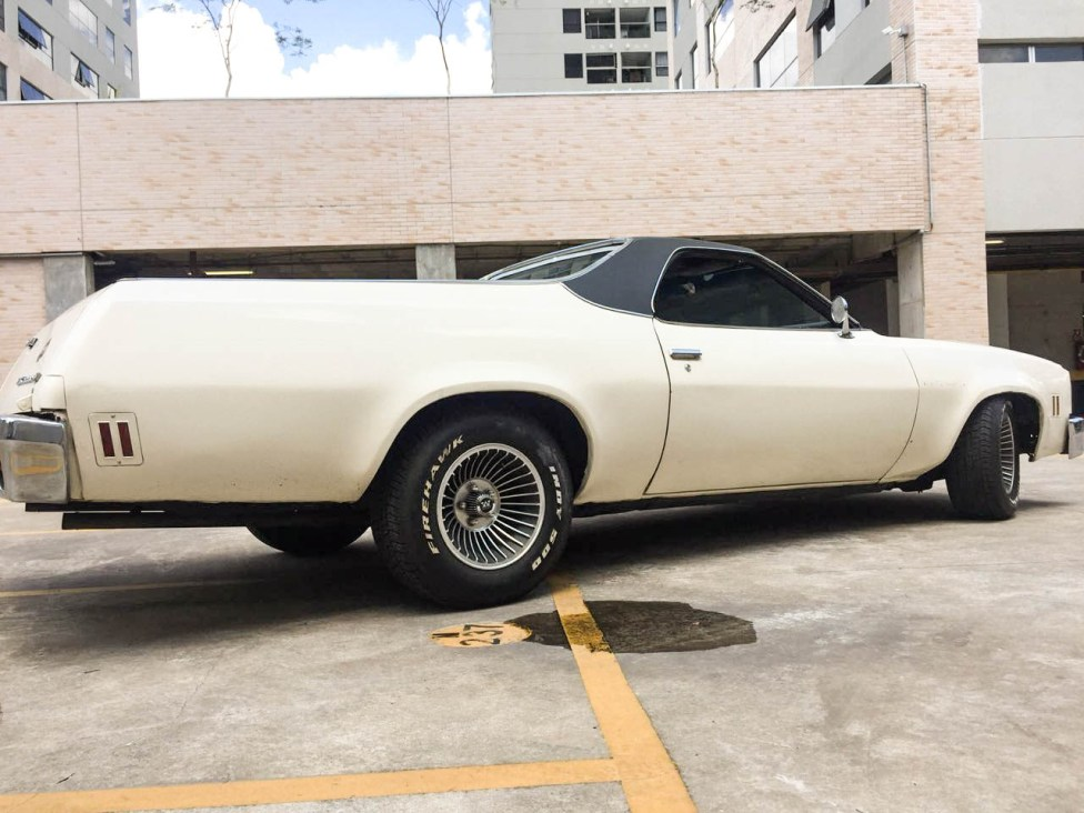 1976 Chevrolet El Camino a venda