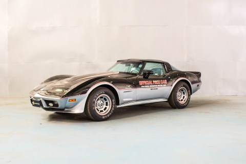 1978 Corvette Stingray Official Pace Car A venda