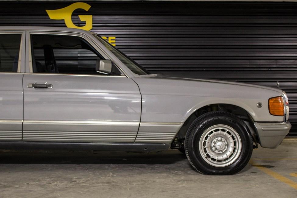 1985-mercedes-benz-280s-carro-antigo-the-garage-loja-de-carros