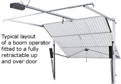 Canopy Garage Door Kit