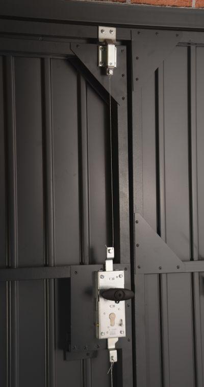 Fort Georgian Side Hinged Garage Door Offer