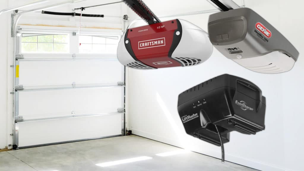 Things To Consider When Buying A Garage Door Opener The Garage Fix