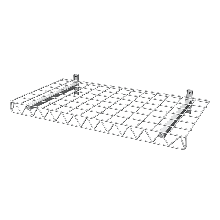 18″x36″ – Steel Wall Shelf