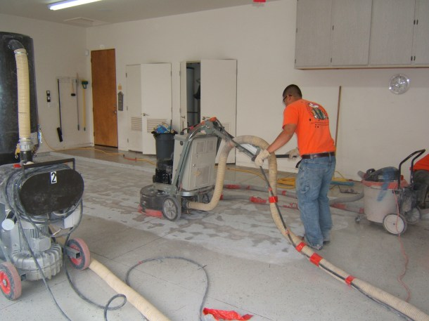 EpoxyUrethane Floor Coating  The Garage Organization